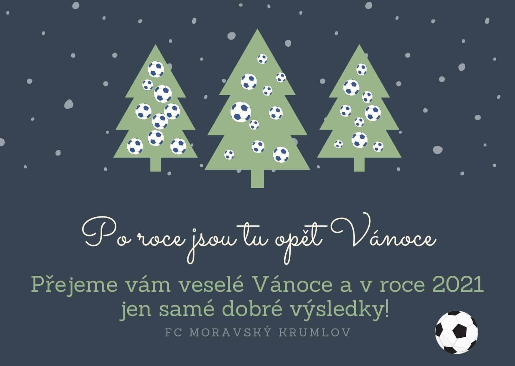 FCMK přeje krásné a pohodové Vánoce