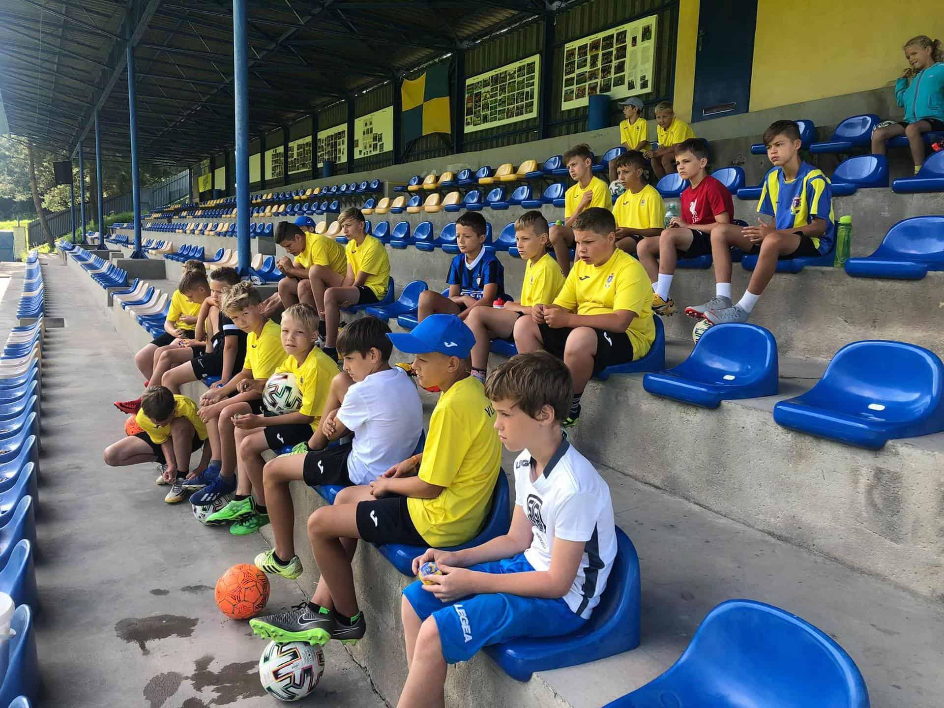 Read more about the article První fotbalový kemp za námi !!!