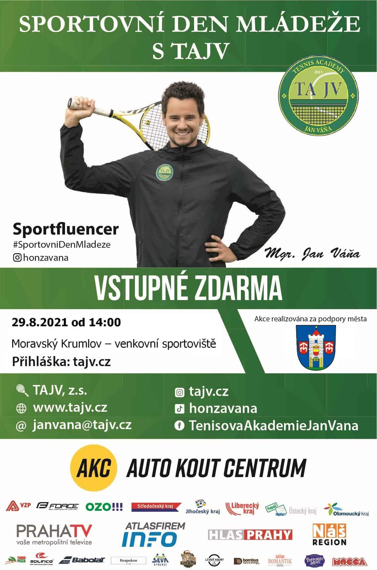 Read more about the article Sportovní den mládeže s TAJV v Moravském Krumlově